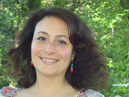 Deema K Shehabi - author for Holland Park Press