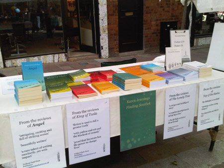 Our books on the market
