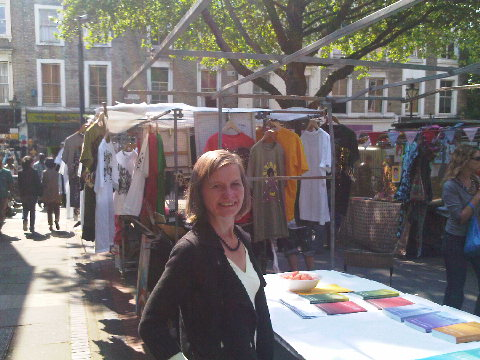 Publisher in the sunshine