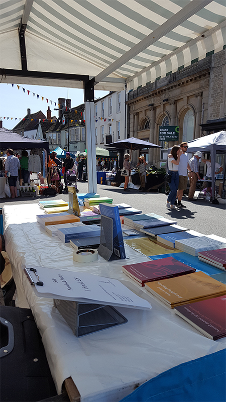 Petticoat Lane market stall